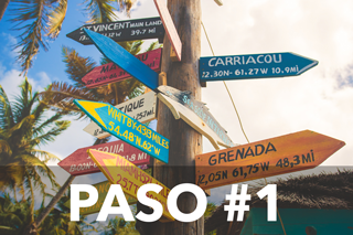 Paso #1 - Destinacion